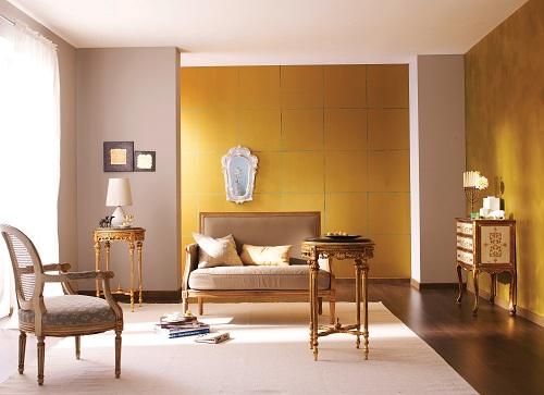 גוונים חומים בעיצוב החדר