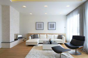 דירה מוכנה למגורים אחרי ביצוע עבודות גמר